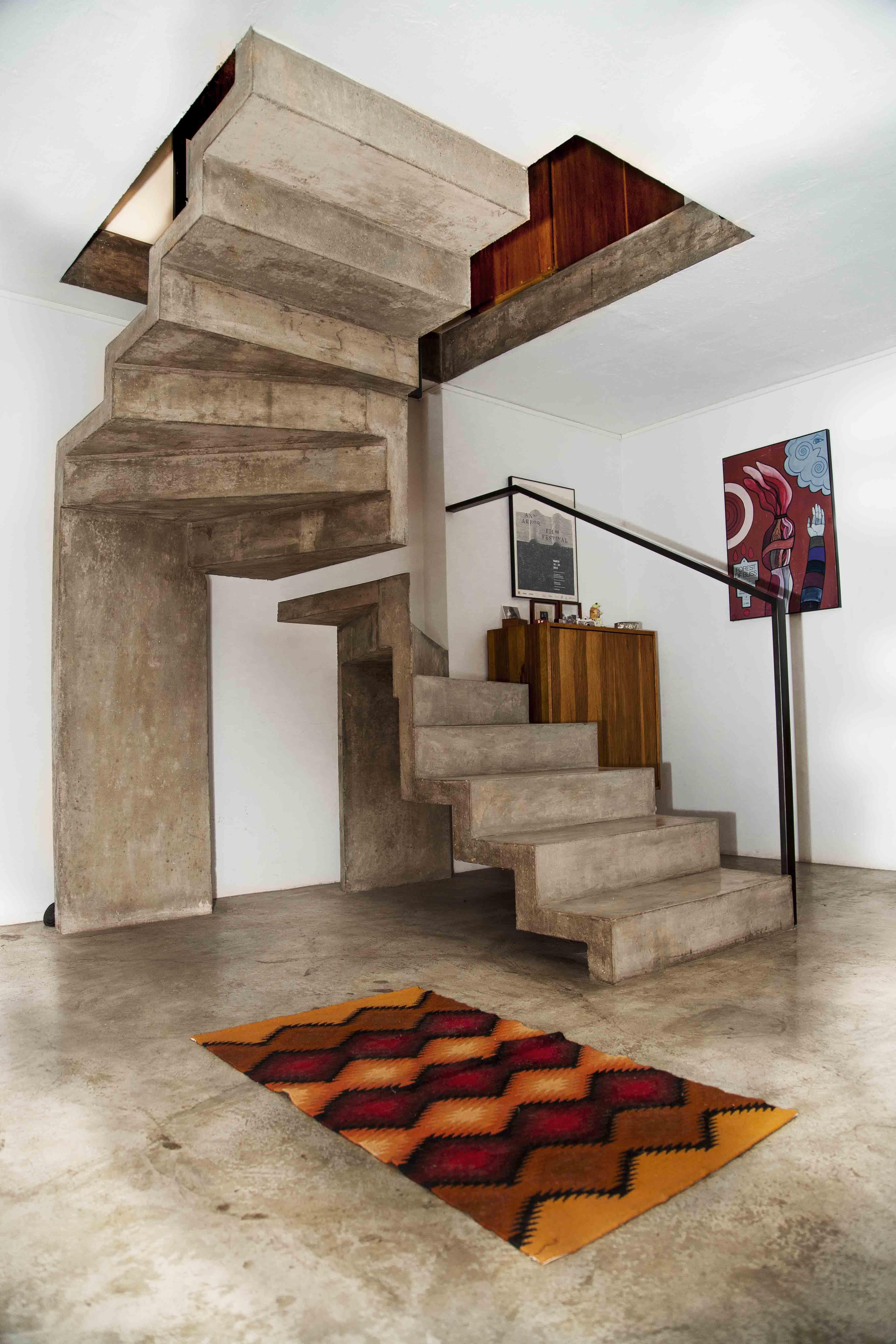 Lopez lopez arquitectos estudio de arquitectura quito for Gradas exteriores